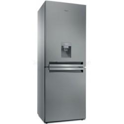 Réfrigérateur WHIRLPOOL AQUA 490L 6éme Sens / Inox