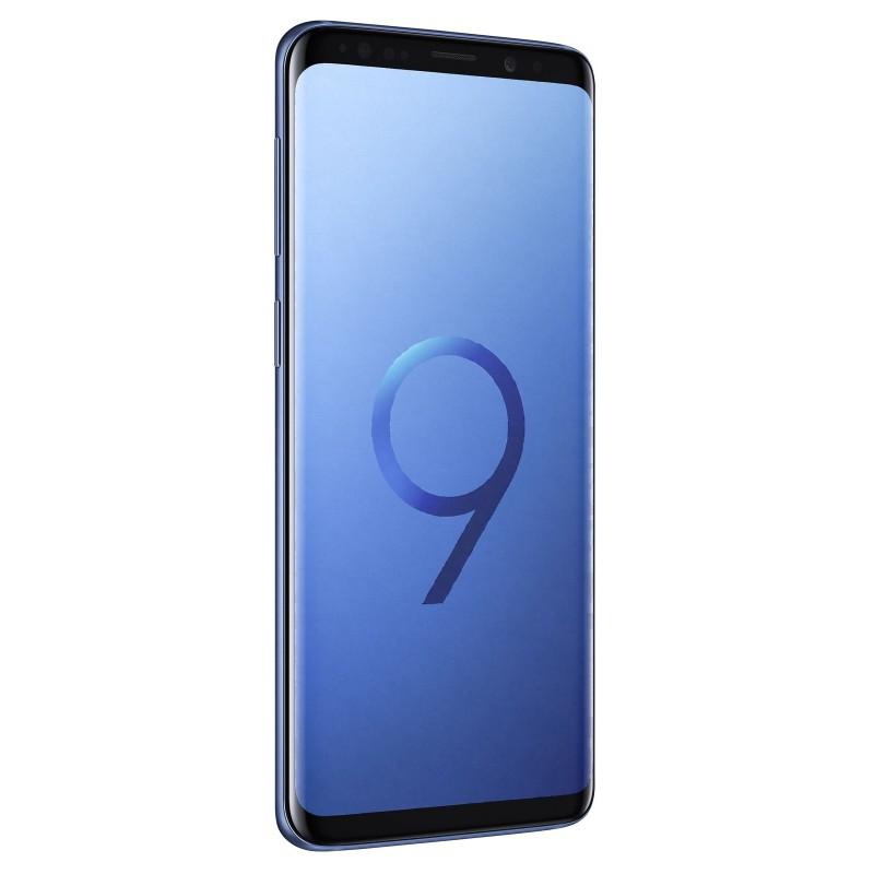 Galaxy S9 Tunisie Prix Moins Cher Couleur Bleu Galaxy S9 Tunisianet