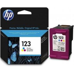 Cartouche HP 123 Couleur Originale