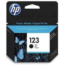 Cartouche HP 123 Noir Originale