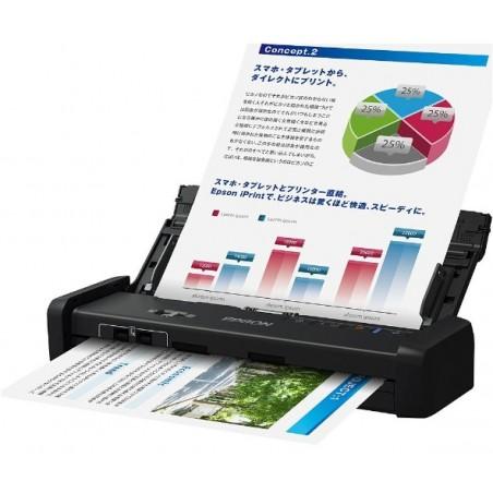 Scanner Epson Workforce DS-310 couleur haute vitesse compact A4 (USB)