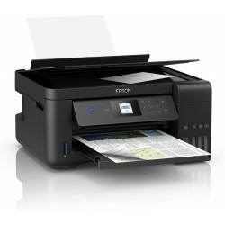 Imprimante à réservoir intégré 3en1 couleur Epson ECOTANK ITS L4160 / Wifi / Garantie 3 ans