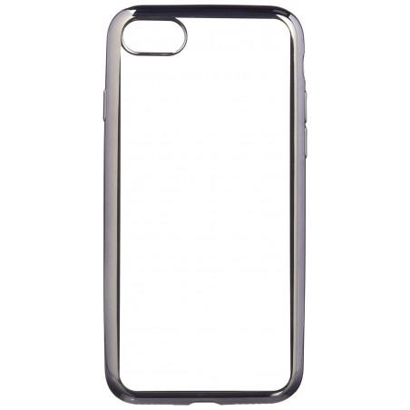 Etui TPU Ksix Brush Flex Pour iPhone 7 / Flex Metal