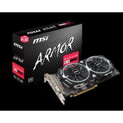 Carte graphique MSI Radeon RX 580 ARMOR 8G OC / 8Go GDDR5
