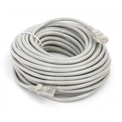 Câble Réseau Platinet Omega CAT5E UTP 15M / Gris