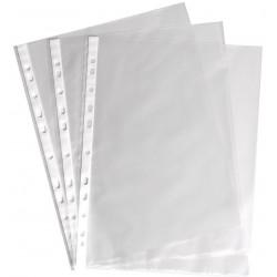 100x Pochettes Intercalaire transparante
