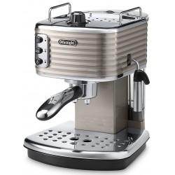 Machine à café Delonghi Scultura ECZ 351 / 1100W / Beige