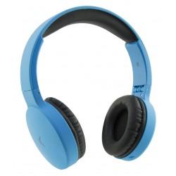 Casque Bluetooth KSix BXAUPBT01AZ / Bleu