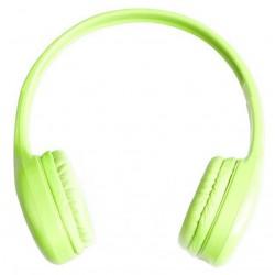 Casque Micro Jeway H2 / Vert
