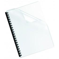 100 Couvertures PVC A4 / 125MIC