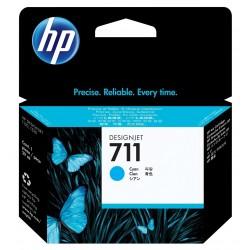 Cartouche Originale HP 711 Cyan 29 ml
