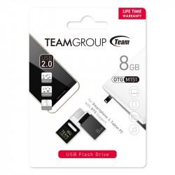 Clé USB TeamGroup M151 OTG / 8 Go
