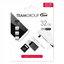 Clé USB TeamGroup M151 OTG / 32 Go