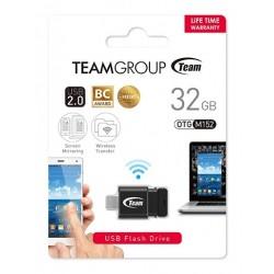 Clé USB + Lecteur OTG TeamGroup M152 / 32 Go