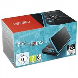 Console Nintendo New 2DS XL / Noir + Turquoise