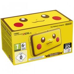 Console Nintendo 2DS XL Pikashu Edition Limitée