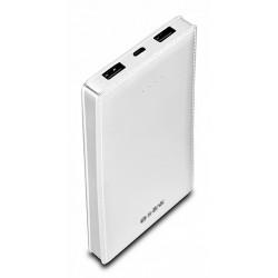 Power Bank S-link IP-AR12 / 12000 mAh / Blanc