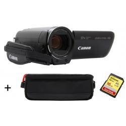 Caméscope Canon LEGRIA HF R806 / Noir + Sacoche + Carte Mémoire 16 Go