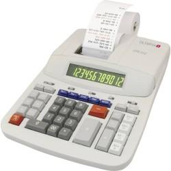 Calculatrice et imprimante de bureau Olympia CPD512
