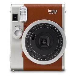 Appareil Photo Instantané Fujifilm Instax Mini 90 Neo Classic / Marron