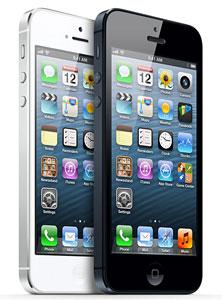 SMARTPHONE IPHONE 5 16 GO NOIR (APPLE-IPHONE-5-16GO-BLACK-SLATE)