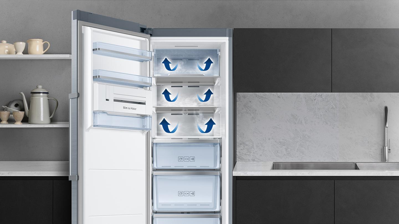 Congelateur_Vertical_NoFrost_Samsung_Tunisie_Tunisianet_Grande_Capacite